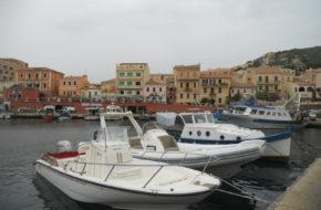 La Maddalena Park narodowy między Sardynią a Korsyką