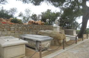 Caprera Tu mieszkał Giuseppe Garibaldi