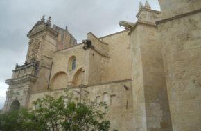 Sassari Do katedry, wokół placów i pałaców…