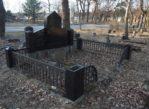 Ryjewo. Trzy cmentarze w środku wsi