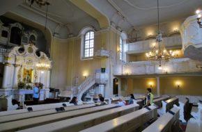 Pszczyna W kościele jak w operze