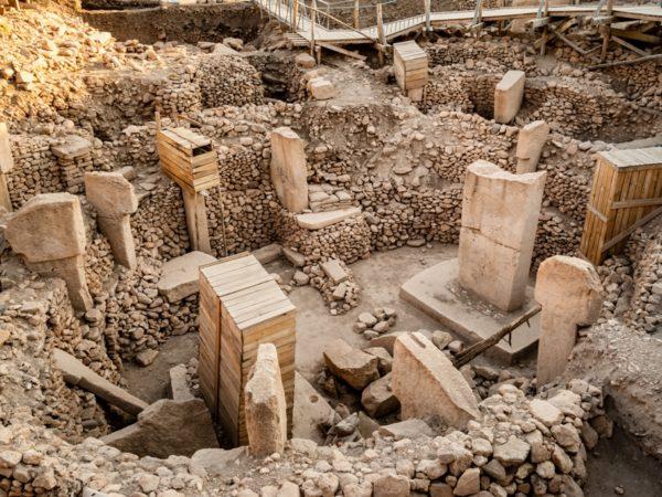 Göbekli Tepe. Najstarsza świątynia na świecie