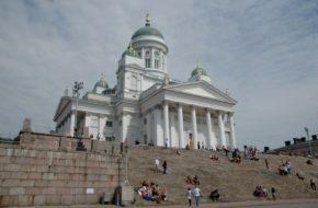 Helsinki Stolica na jeden dzień zwiedzania
