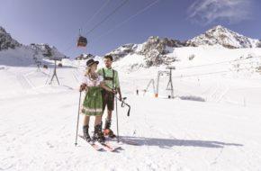 Stubai Zimowe sporty i zabawa w dolinie
