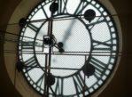 Kalisz. Zegar na ratuszowej wieży