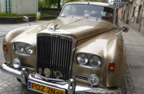Kalisz Miłośnicy Rolls-Royce'a i Bentley'a
