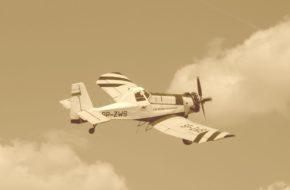 Kalisz Przemysł lotniczy i wiekowy silnik