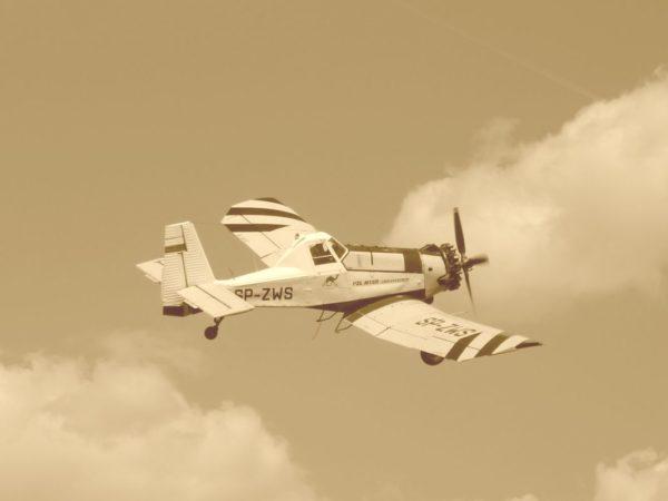 Kalisz. Przemysł lotniczy i wiekowy silnik