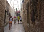 Split. Port i starożytny pałac Dioklecjana