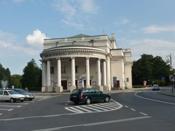 Kalisz. Teatr Wojciecha Bogusławskiego