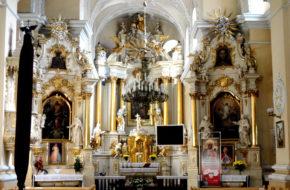 Piotrków Trybunalski Pierwsi przybyli dominikanie