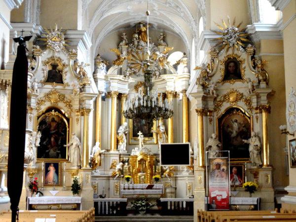 Piotrków Trybunalski. Pierwsi przybyli dominikanie
