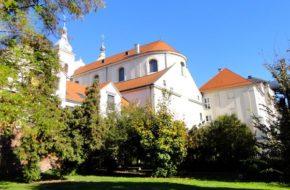 Piotrków Trybunalski Sanktuarium Matki Bożej Trybunalskiej