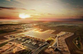 Stambuł Nowe lotnisko już otwarte