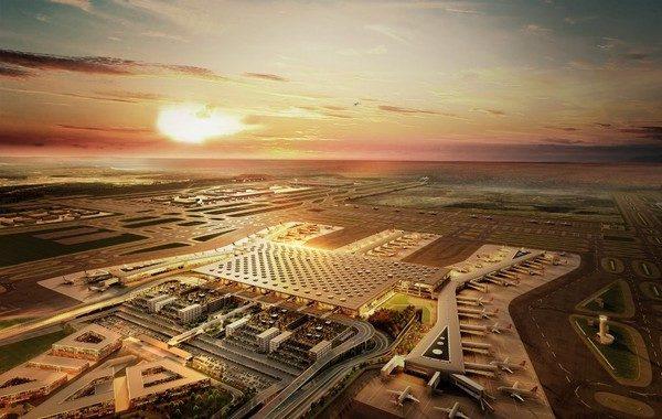 Stambuł. Nowe lotnisko już otwarte