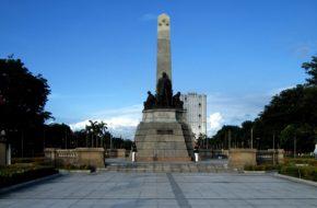 Manila Filipiny w dobie José Rizala