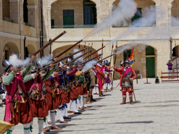 Malta. Skarb i cacko joannitów