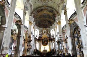 Ołomuniec Kościół Matki Bożej Śnieżnej