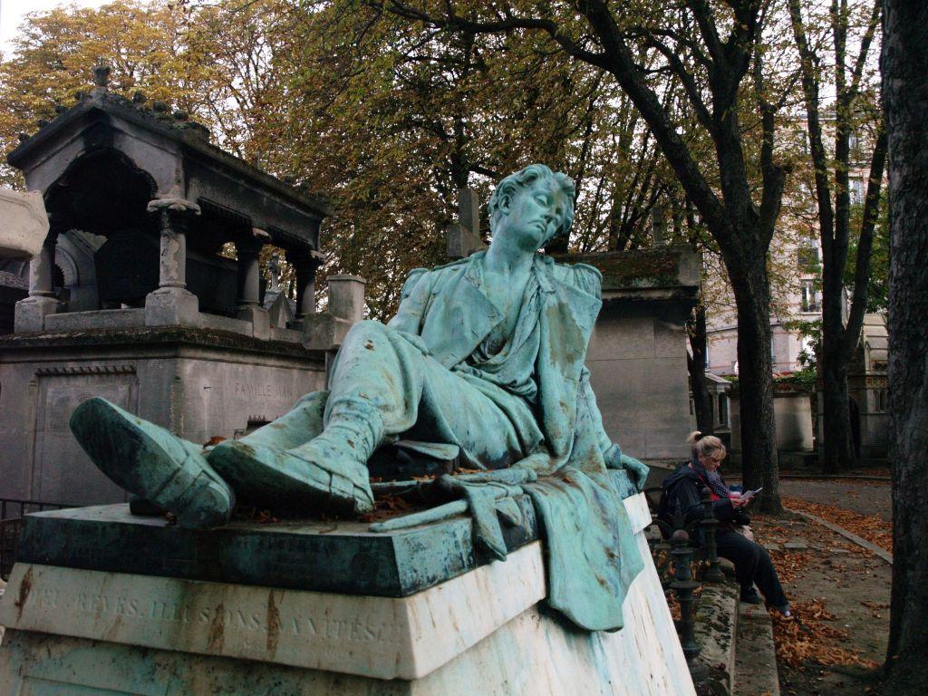 Paryż. Nekropolia Wielkiej Emigracji