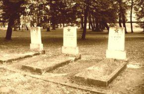 Kalisz Cmentarz radzieckich żołnierzy