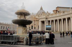 Rzym Ojcowizna Świętego Piotra