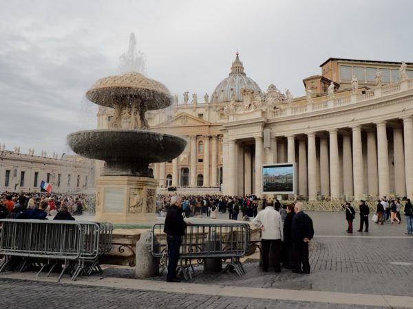 Rzym. Ojcowizna Świętego Piotra