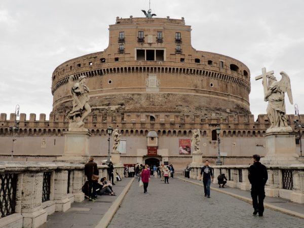 Rzym. Łącznik dwóch włoskich światów