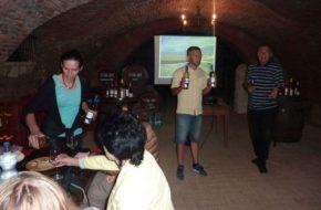 Bodrokeresztúr Jak degustowałem tokajskie wina