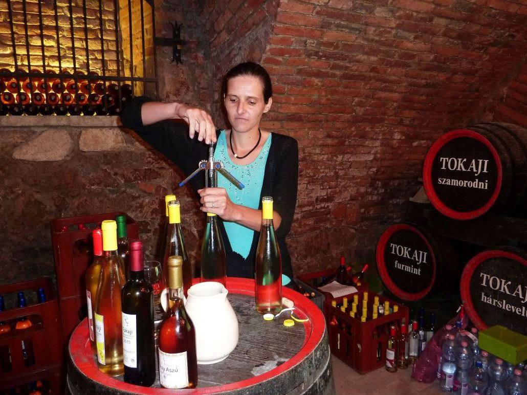 Bodrokeresztúr. Jak degustowałem tokajskie wina