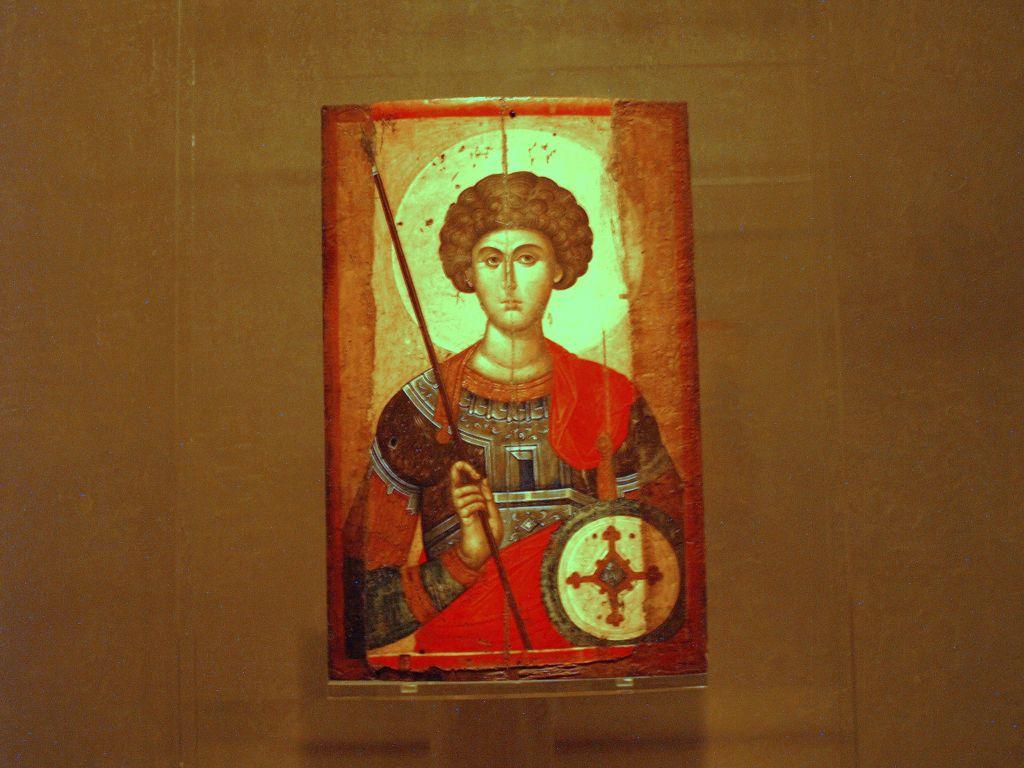 Ateny. Bizantyjskie i chrześcijańskie