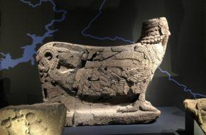 Londyn Potęga Asyrii w British Museum