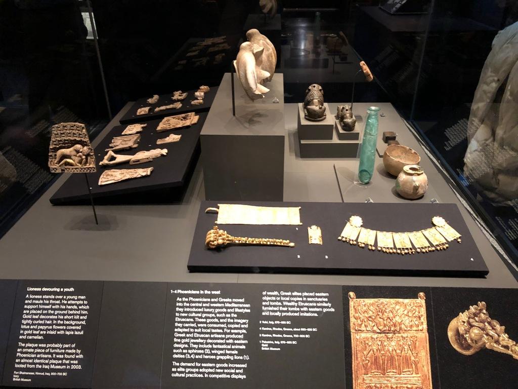 Londyn. Potęga Asyrii w British Museum