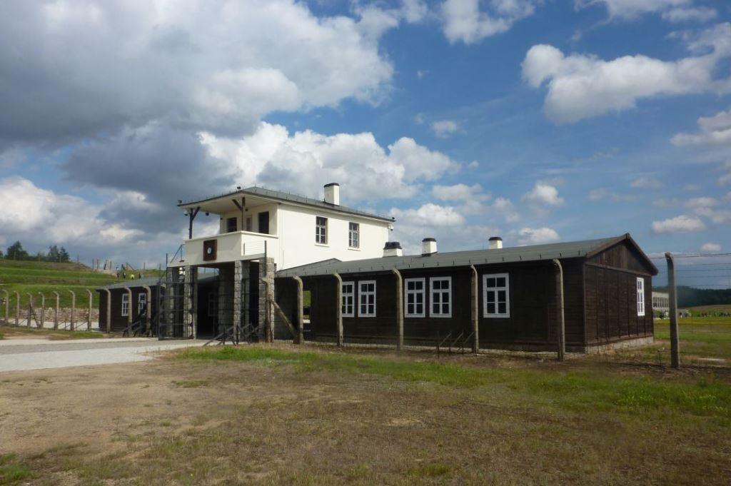Rogoźnica. Muzeum obozu Gross-Rosen
