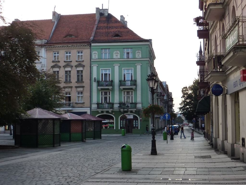 Kalisz. Spacerek śladem historii miasta