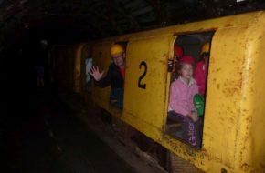 Nowa Ruda W podziemiach kopalni węgla
