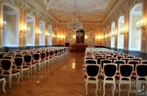Ołomuniec Tajemnice pałacu arcybiskupów