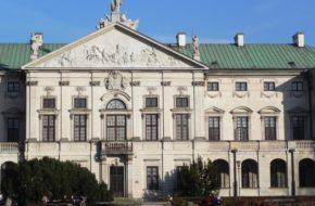 Warszawa Najpiękniejszy pałac Rzeczypospolitej