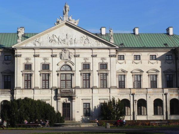 Warszawa. Najpiękniejszy pałac Rzeczypospolitej