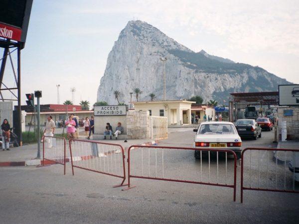 Gibraltar. Zamorskie Terytorium Brytanii