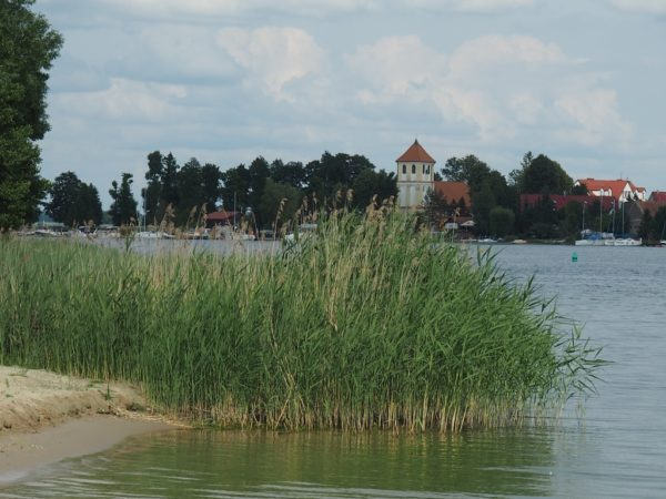 Rydzewo. Przystań na szlaku Wielkich Jezior