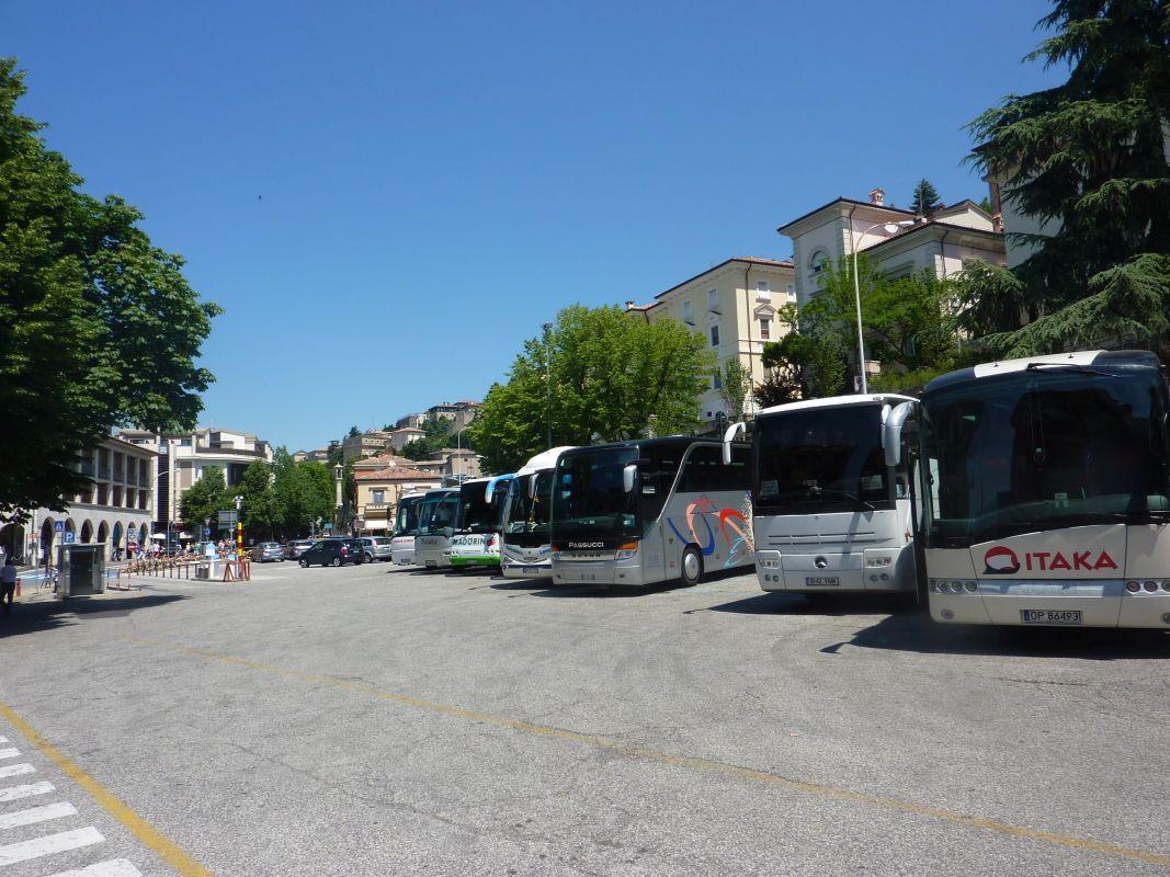 San Marino. Prawdziwa niedziela handlowa