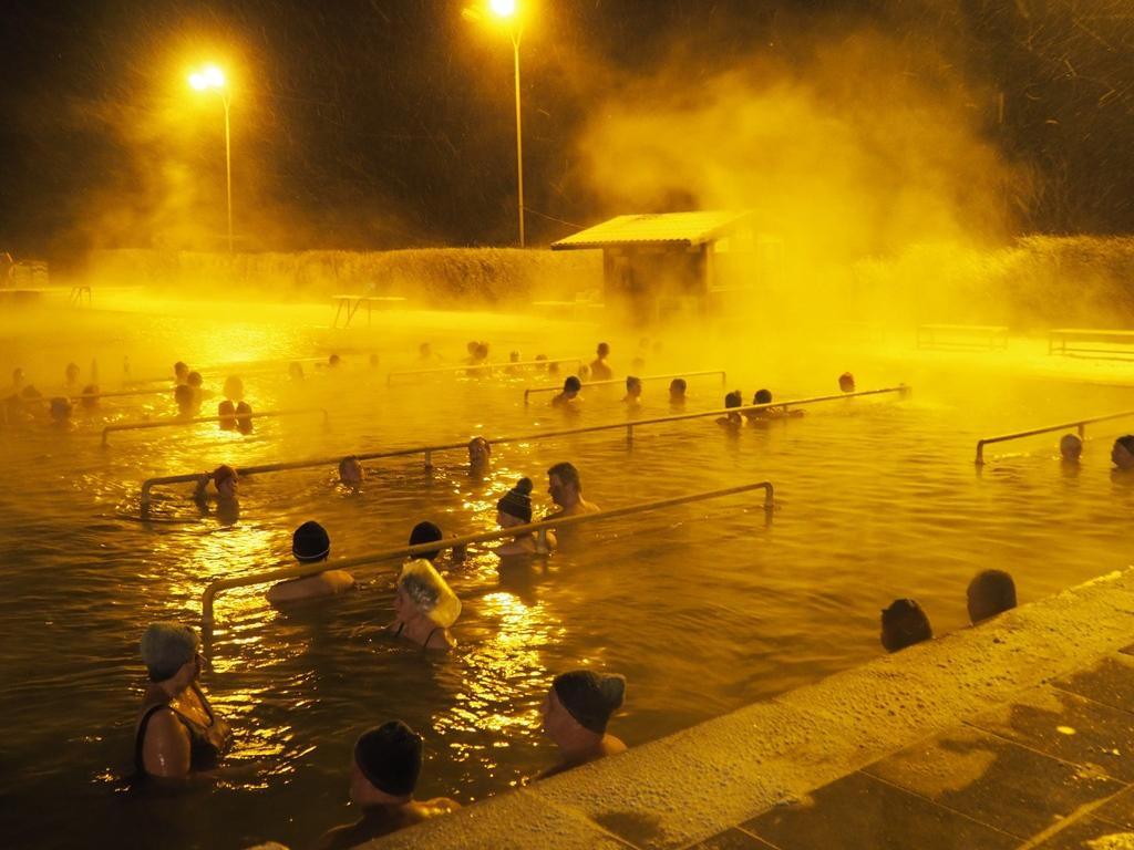 Vrbov. Kąpielisko o właściwych proporcjach