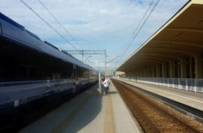 Kalisz Dworzec Kolei Warszawsko-Kaliskiej