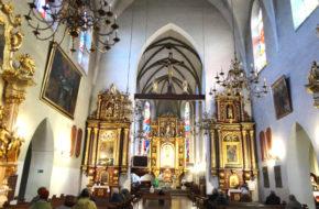 Nowy Sącz Najcenniejsza: bazylika św. Małgorzaty