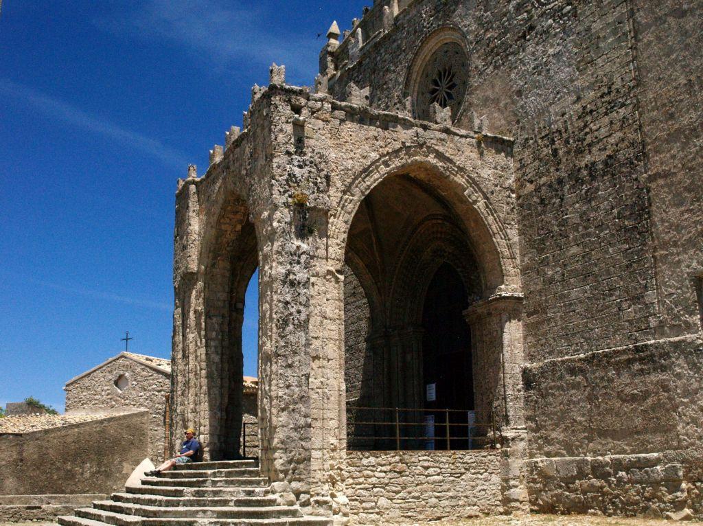 Erice. Duomo – neogotycki klejnot Sycylii