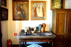 Nowy Sącz Galeria w domu Marii Ritter