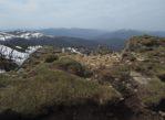 Bukowe Berdo. Wśród skał, jarzębin, śniegu i widoków