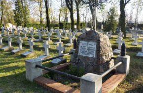 Kalisz Niezwykły cmentarz na Majkowie