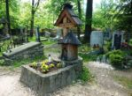 Zakopane. Stary cmentarz na Pęksowym Brzyzku
