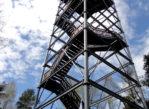 Iwkowa. Nowa wieża widokowa na Szpilówce